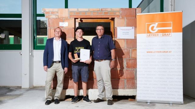 Lehrlingswettbewerb Maurer und Schalungsbauer 2019