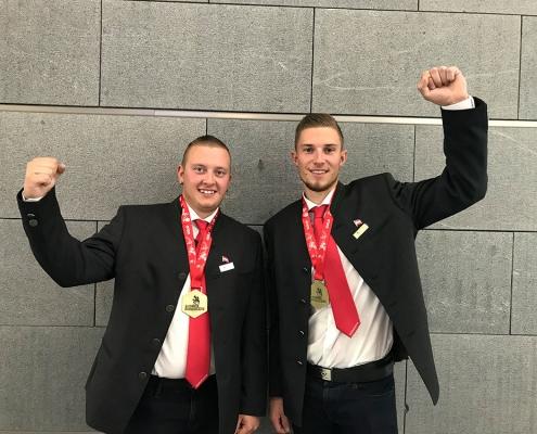 Europameister 2018 (Team Schalungsbauer)
